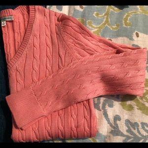 Fairway & Greene Ladies Vneck Sweater
